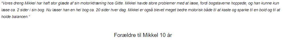 Udklip - forældre til Mikkel